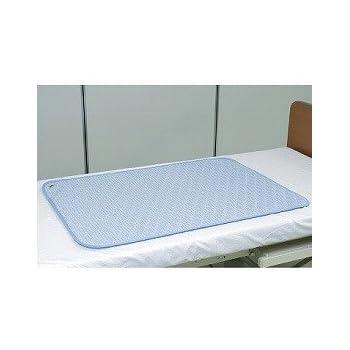 【移乗シート】【ベッド用】(介助者の腰の負担軽減)・楽ースライドマット [000-9660]