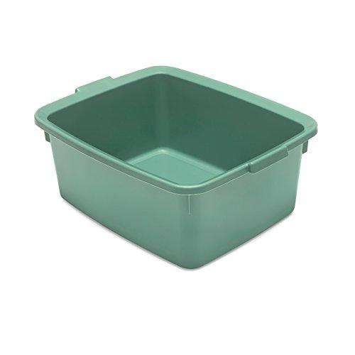 Addis Lavabo de baño de Belfast, 33 x 42 x 17 cm, Color Verde
