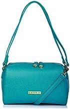Caprese Spring/Summer 20 Women's Satchel (Turquoise)