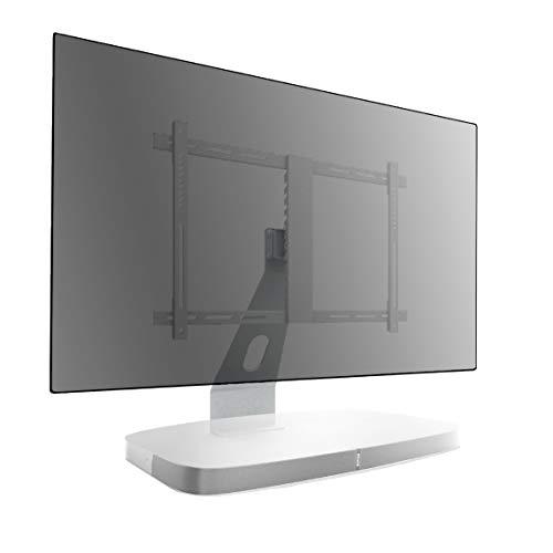Paladinz Pldtvm001sukf inclinable et pivotant Support mural de TV Plat 100*100 mm 19-32