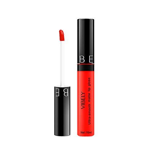 Sayla Lippenstift Set Lippen Make-Up Konturenstifte Lipglosse Damen Langlebig Wasserdicht Matt...