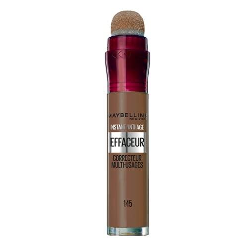 Maybelline New York – Anti-occhiaie/correttore liquido – Instant Anti-Age – 149 Bronzo Scuro – 6,8 ml