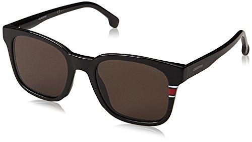 Carrera eyewear 164/S Occhiali da Sole, Black, 51 Unisex Adulto