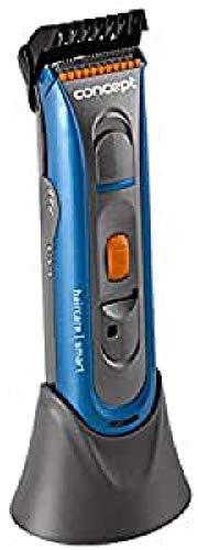 CONCEPT électroménager ZA7010 Tondeuse Cheveux/Barbe, Bleu