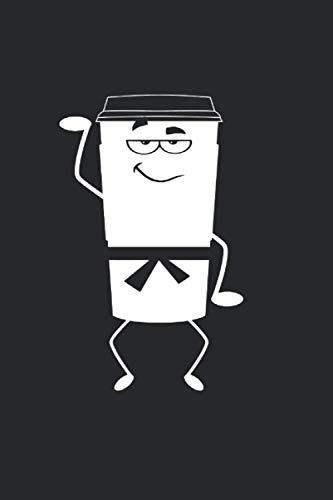 Kaffee: Din A5 Kaffee trinker Notizbuch Tasse Kaffee Geschenk mit 120 Seiten