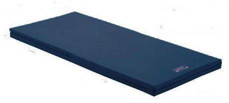 厚さ6�pで底付き感無し!超低床ベッドをより低く使える フランスベット 超低床リクライニングベッド用介護マットレス(かため)SM-28N 高弾性ウレタン91幅セミワイド用厚さ6�p
