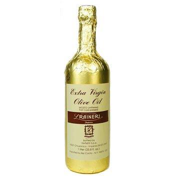 Raineri Gold Unfiltered Extra Virgin Olive Oil - 33.8 oz