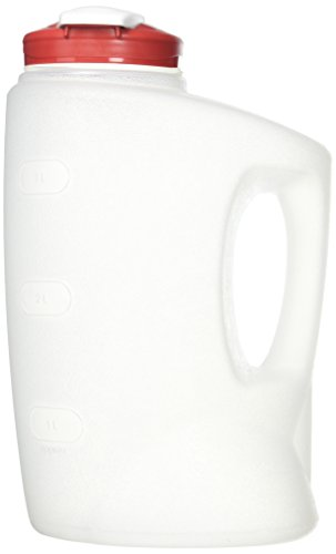 Rubbermaid 1776502 1 Gallon Seal'n Saver Pitcher