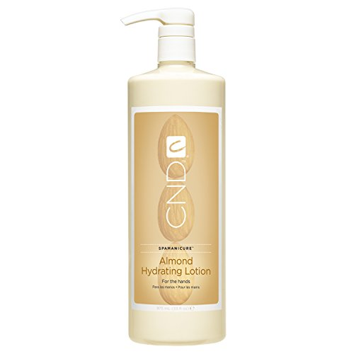 CND Handcreme Almond Hydrating Lotion, 1er Pack (1 x 975 ml)
