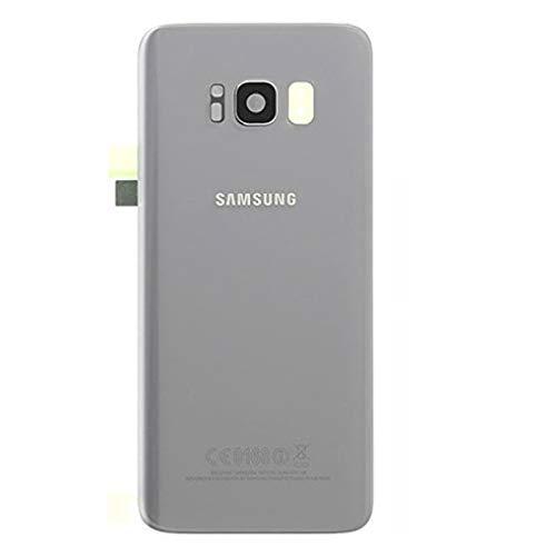 Service Ersatzteil Akku Deckel Akkudeckel Backcover Arctic Silber Silver für Samsung Galaxy S8 G950F GH82-13962B