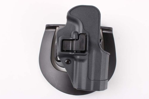 BLACKHAWK! Serpa 413525BK-L Holster Smith & Wesson 9mm,0.40 cal Black
