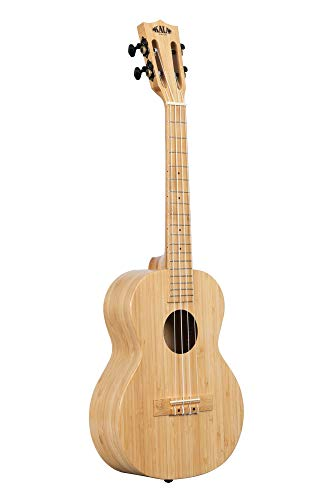 Kala KA-BMB-T - Ukelele tenor de bambú macizo