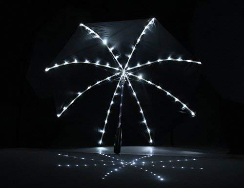 Unidos Entertainment LED Paraguas