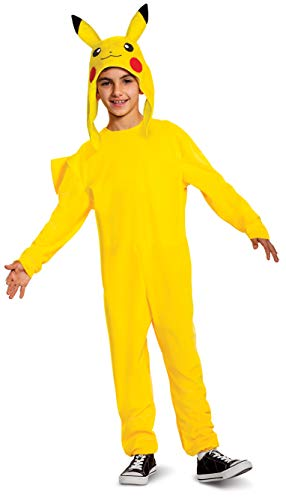 Disguise Pikachu Pokemon Deluxe Costume