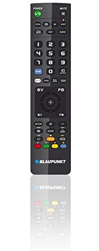 BLAUPUNKT - Fernbedienung für Sony Smart TV, vorprogrammiert, sofort einsatzbereit, Universal-Fernbedienung von Sony, Fernbedienung, kompatibel mit allen Sony-TVs.