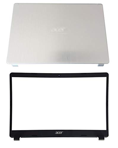 HuiHan Replacement for Acer Aspire A515-52 A515-43 Series LCD Back Cover Top Case & Front Bezel