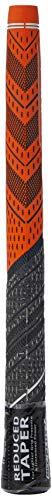 Golf Pride MCC Plus4 New Decade MultiCompound Golf Grip, Standard, Orange