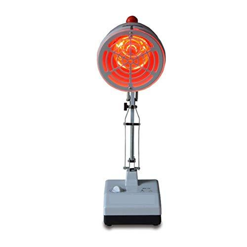 Lampe d'hyperthermie, Lampe de thermothérapie infrarouge TDP, Télécommande à ondes photoélectriques à onde lumineuse, thérapie minérale légère Santé Beauté (275W)