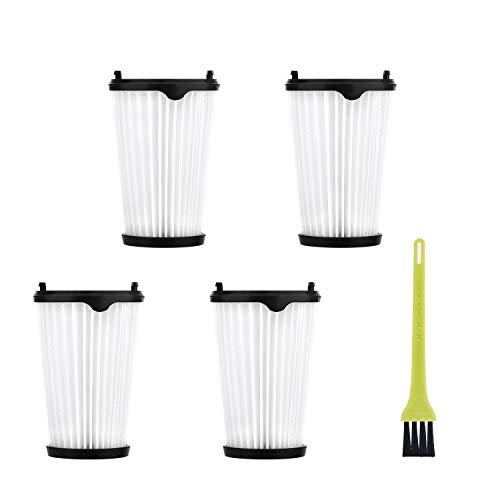 4 Stück Filter für AEG CX7-2 Ergorapido Staubsauger, Ersatz Filter Zubehör für AEG CX7-2-45AN Modelle, Artikelnummer AEF150
