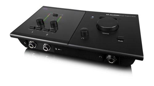 Avid 9900-65163-12 Pro Tools MP plus Fast Track Track C400 - High Performance 4x6 Pro Tools MP...