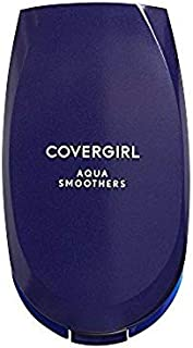 COVERGIRL Smoothers AquaSmooth Makeup Foundation, Ivory 705, 0. 4 Ounce (Packaging May Vary) Moisturizing Foundation with ...