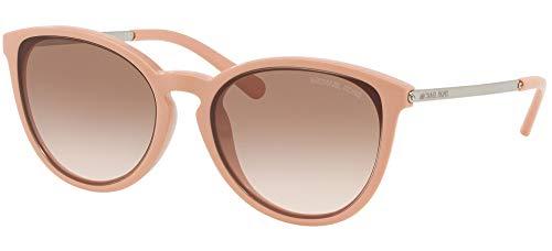 Michael Kors 0MK2080U - Gradiente de agua rosa/marrón claro, talla única