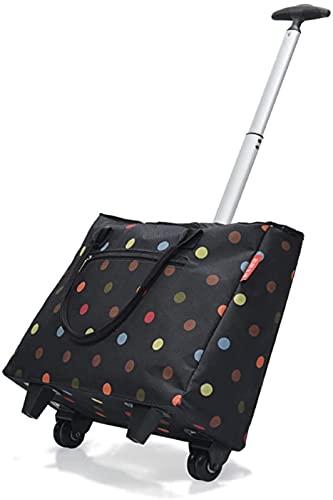 Carrello della spesa portatile multifunzione Carrello della spesa Carrello della spesa Borsa della spesa portatile pieghevole Borsa della spesa Rimorchiatore Cuscinetto della valigia Circa 20 kg
