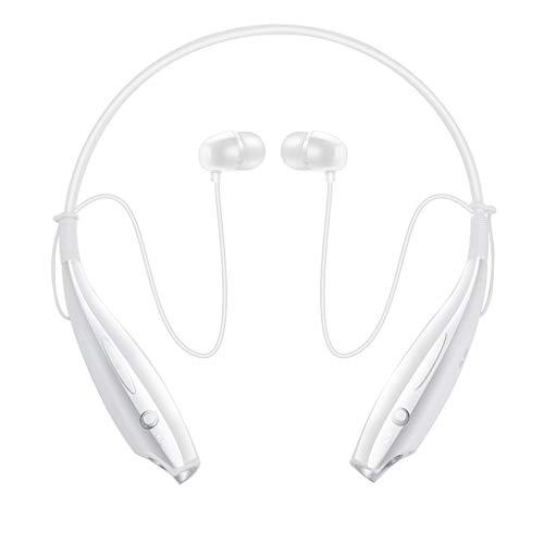 HSKB TWS Hoofdtelefoon, in-ear True Wireless Earbuds BT 4.1 True-Wireless Earphones CVC Noise Cancelling Earbuds Headset Waterdichte oortelefoon met microfoon voor Android iOS Smartphone