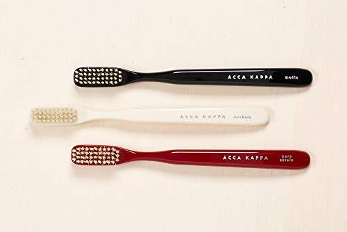 Acca Kappa Dental Care Cepillo Dental Medio Nylon Vintage Collection Beis Acca...