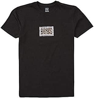 BILLABONG Boys K404UBWA Warp Tee Short Sleeve T-Shirt