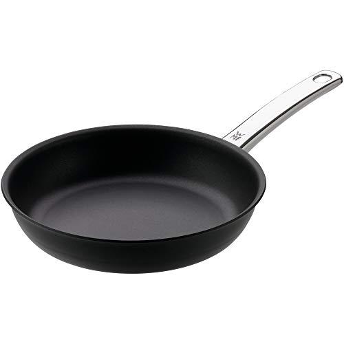 WMF Steak Poêle à frire professionnelle à induction 24 cm Idéal pour les aliments tranchants, matériaux multicouches, Rapid Heat Control, revêtement anti-adhésif