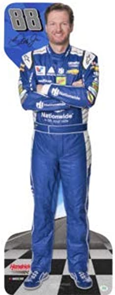 Wet Paint Printing Design TI47488 Dale Earnhardt Jr 88 Nationwide NASCAR Cardboard Cutout