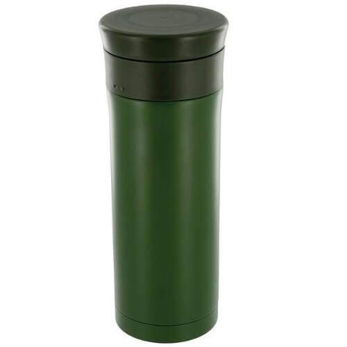 Highlander-500 ml Thermo Becher - Olive
