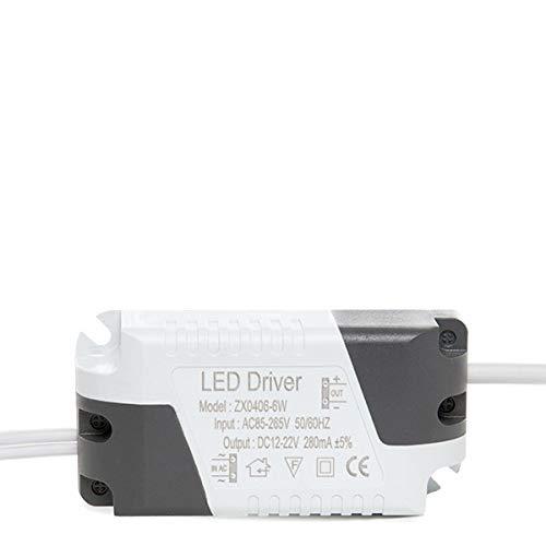 Greenice | Driver No Dimable Foco Downlight LED 6W