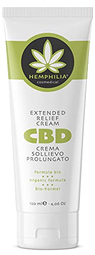 Extended Relief Creme 120 ml mit Thermal...