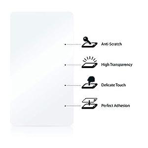 savvies Protector Pantalla Compatible con Polar M430 (6 Unidades) Pelicula Ultra Transparente