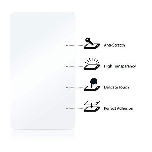 6x Schutzfolie kompatibel mit Honor Holly Displayschutz-Folie Ultra-transparent - 5
