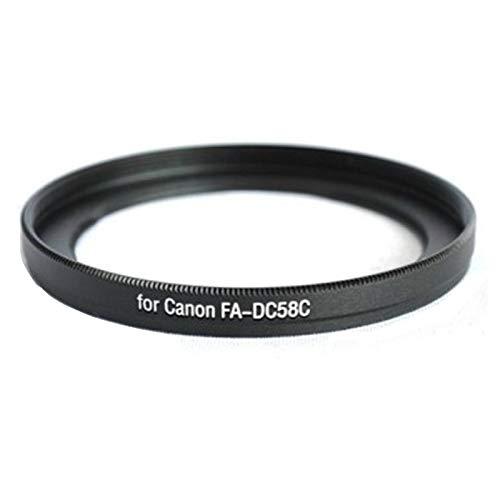 Katigan Metall Fa-Dc58C Objektiv Filter Mount 58Mm Gewinde Für G1 X