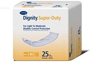 Hartmann 26955 Dignity Super-Duty Pad for Light to Moderate Protection, Disposable, 4
