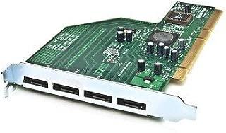 LaCie 4-Port eSATA PCI-X Controller Card