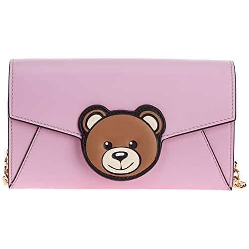 Moschino damen teddy bear Geldbörse rosa