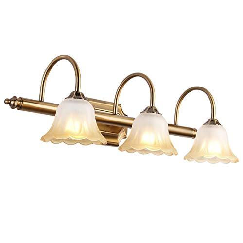 HMAKGG Lámpara de Pared, Apliques de Pared Bañadores de Pared Lámpara Vintage Luz Estilo Retro Casquillo E14 La Carcasa de Fuera vaso