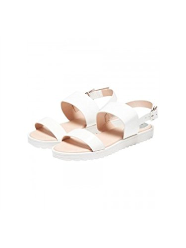 NLY Scandinavia AB / NLY ONLY SHOESONLMANI - Riemensandalette - White