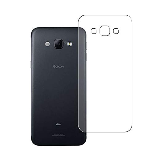 Puccy 2 Pack Back Screen Protector Film, compatible with Samsung Galaxy A8 2016 TPU Guard Cover ( Not Tempered Glass/Not Front Screen Protectors)