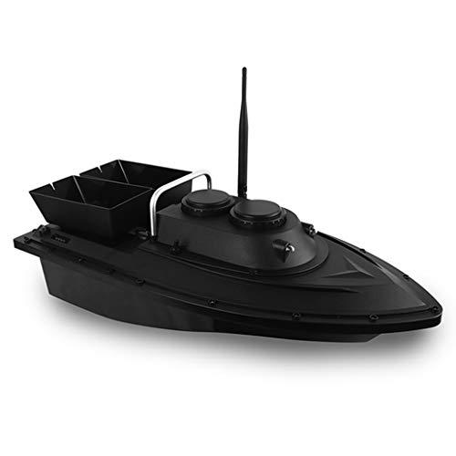 HENGGE Intelligente Fangwerkzeug RC Köder Boot, Fischköder Boot, Fernbedienung 500 Meter Last 1,5 kg Angeln Fischfinder