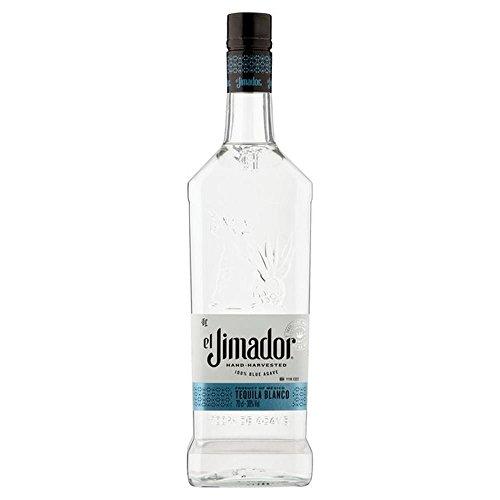 Tequila el Jimador Blanco 100% Agave - 38% Vol. (1x0,7l)/Zweifach destilliert/Junger, frischer, natürlicher Tequila