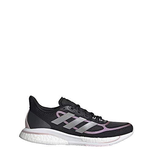 adidas Supernova+ Shoes Women's, Black, Size 6.5