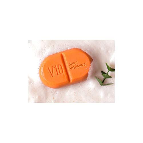Jabón de vitamina C V10 Pure de Soap de 106 g