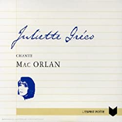 Juliette Gréco chante Mac Orlan