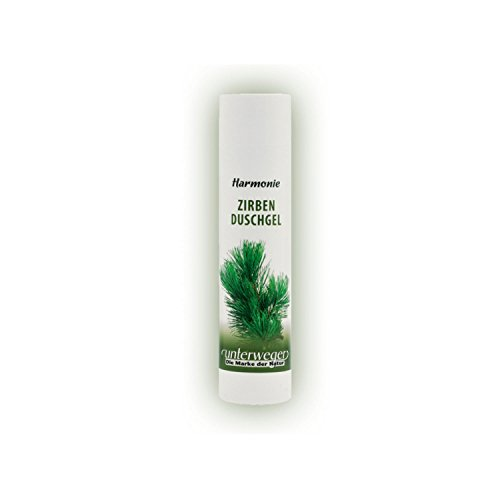 Unterweger Zirbenöl Duschgel 250 ml - beruhigend, ausgleichend und reinigend